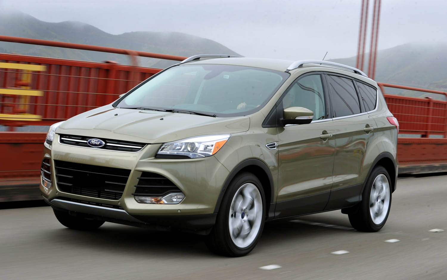 2015 Ford Escape #21