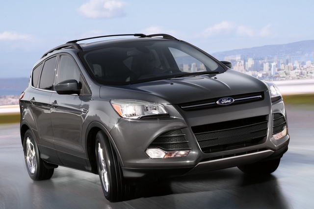 2015 Ford Escape #15