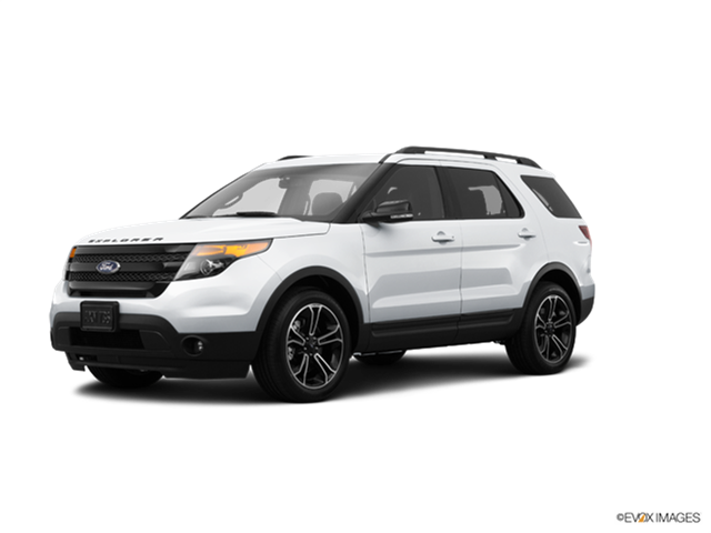 2015 Ford Explorer Photos, Informations, Articles ...