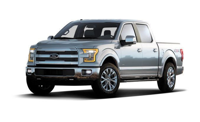 2015 Ford F-150 #19
