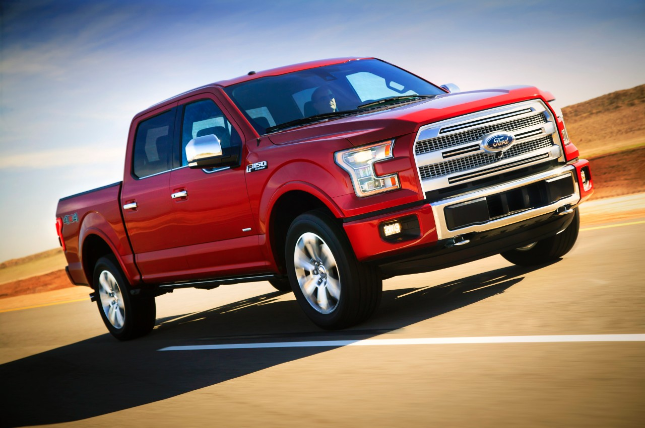 2015 Ford F-150 #22