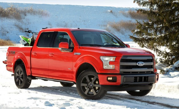 2015 Ford F-150 #18