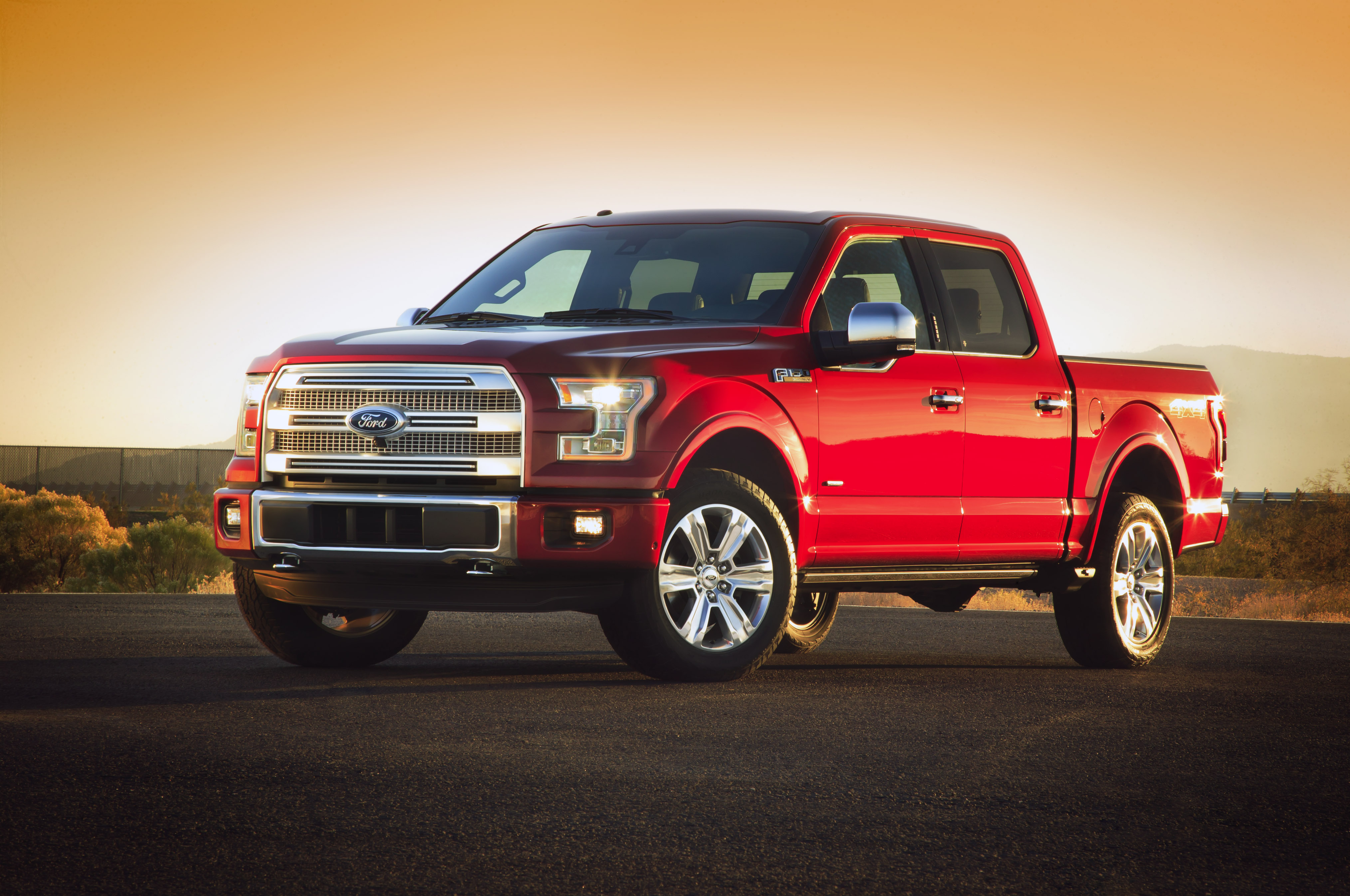 2015 Ford F-150 #20
