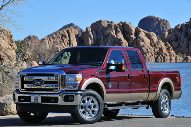 2015 Ford F-250 Super Duty #18