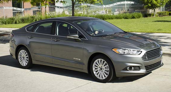 2015 Ford Fusion #22