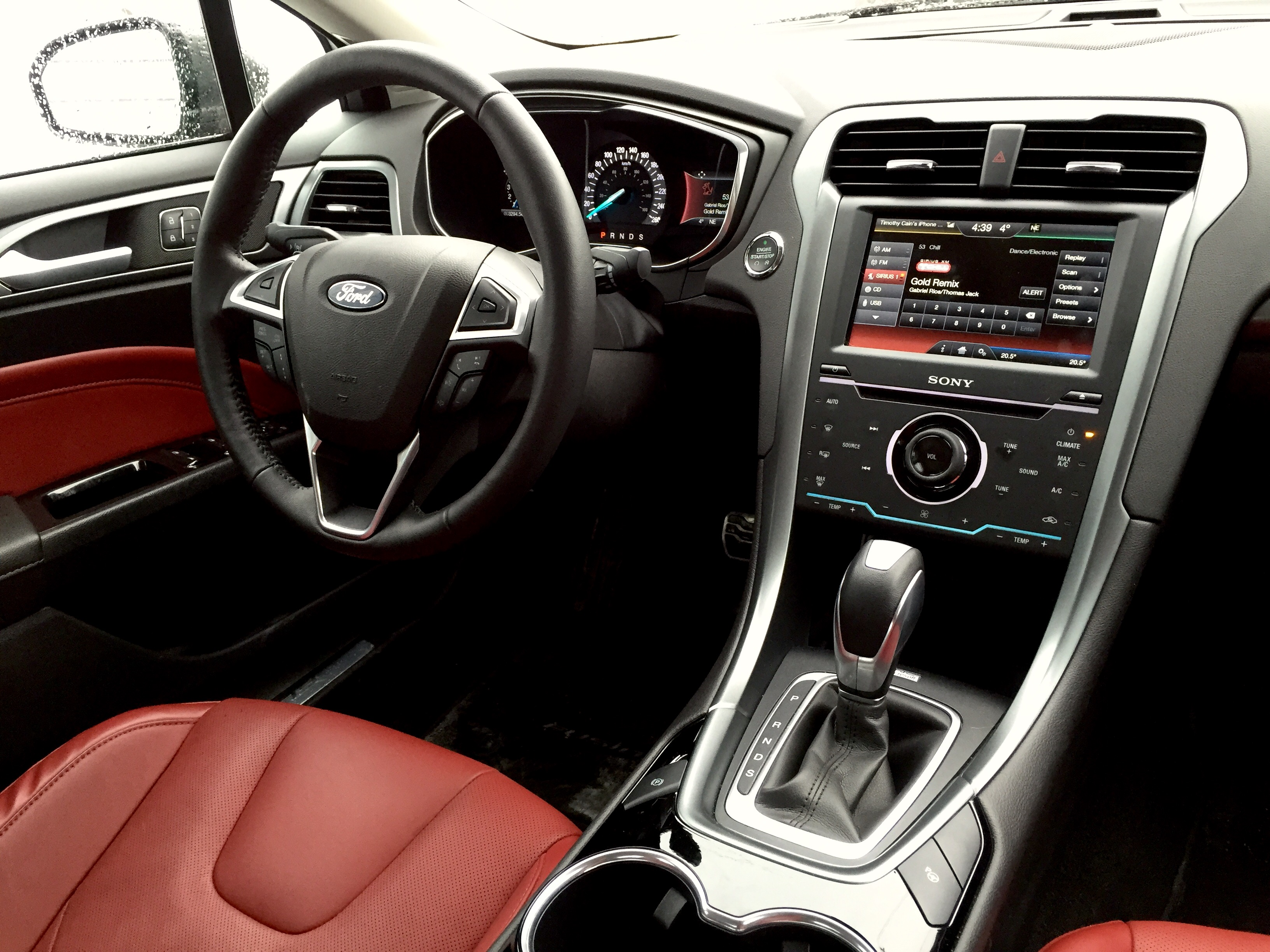 2015 Ford Fusion #23