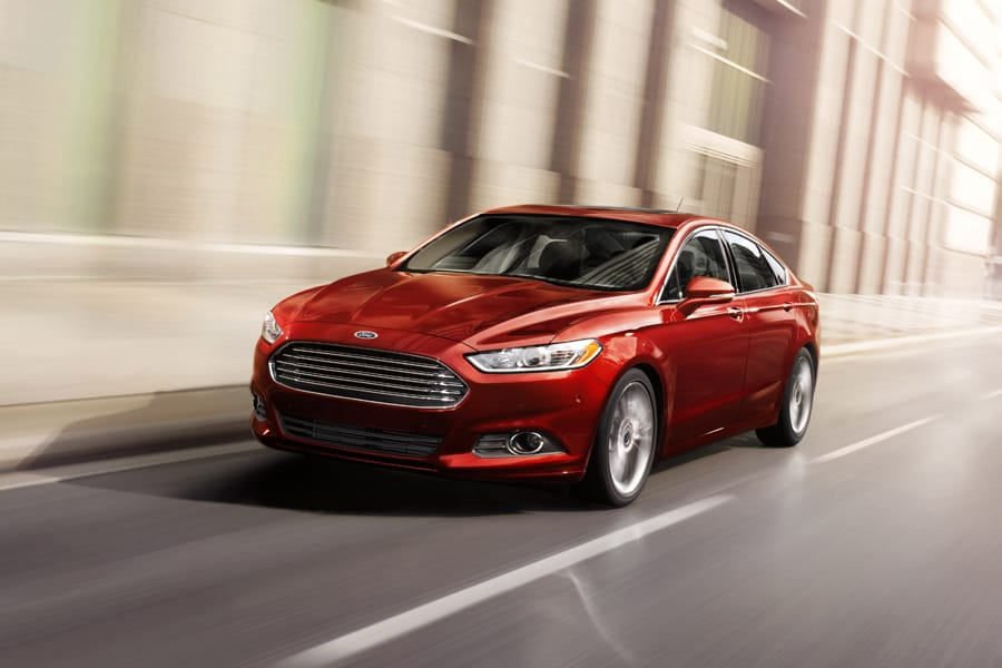 2015 Ford Fusion #24