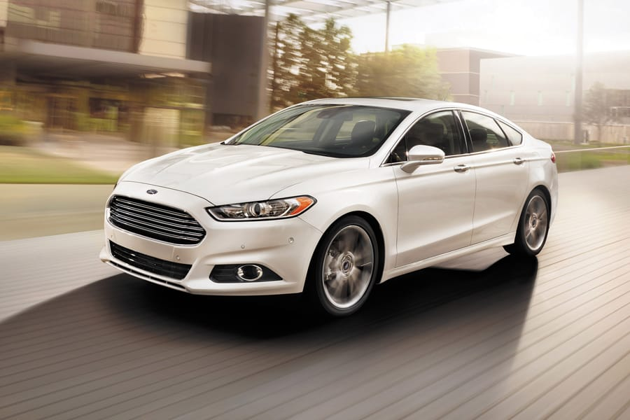 2015 Ford Fusion #21