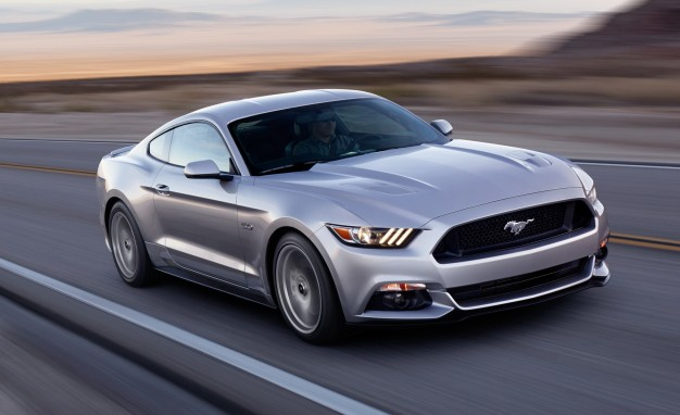2015 Ford Mustang #18
