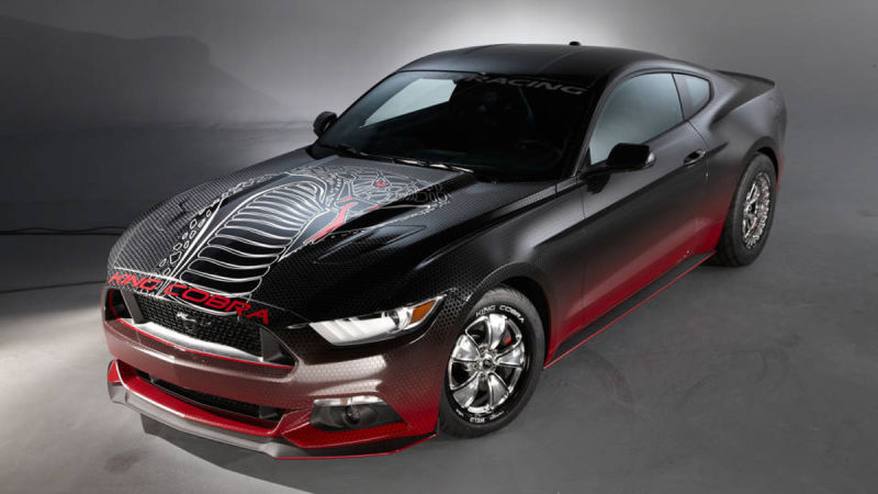 2015 Ford Mustang #19