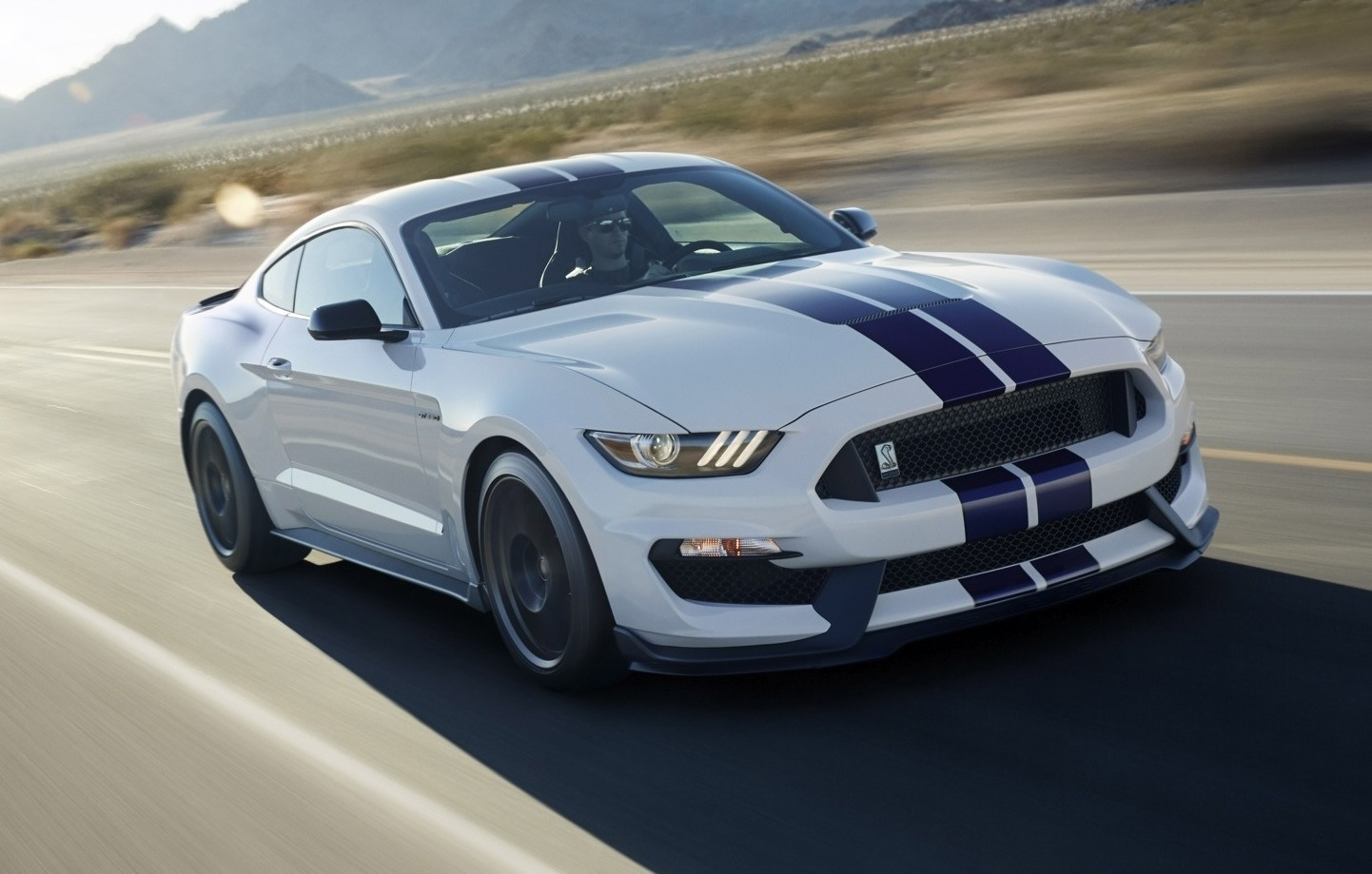 2015 Ford Shelby Gt350 #7