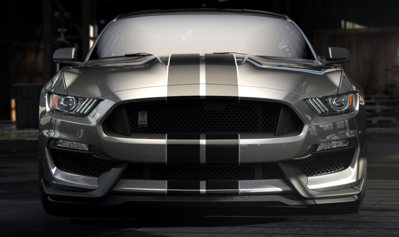 2015 Ford Shelby Gt350 #6
