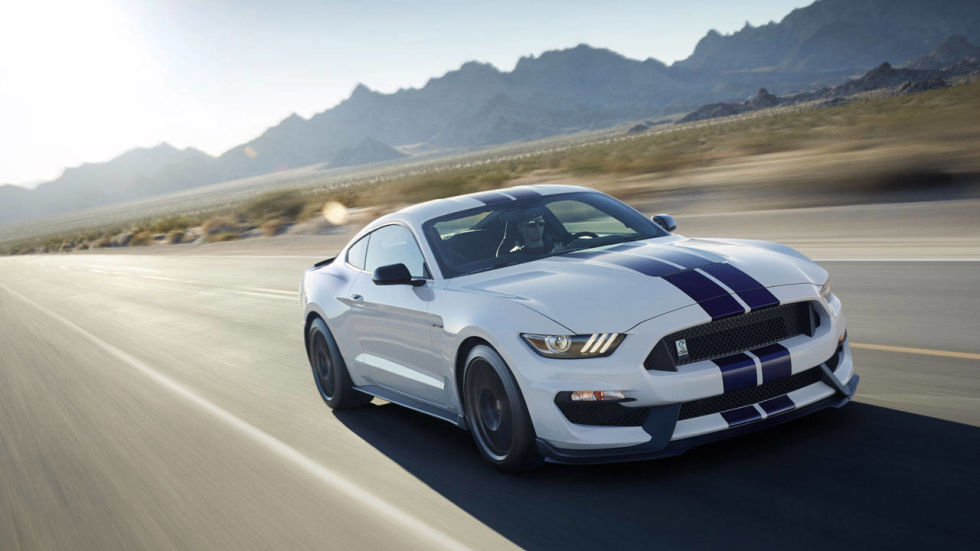 2015 Ford Shelby Gt350 #10