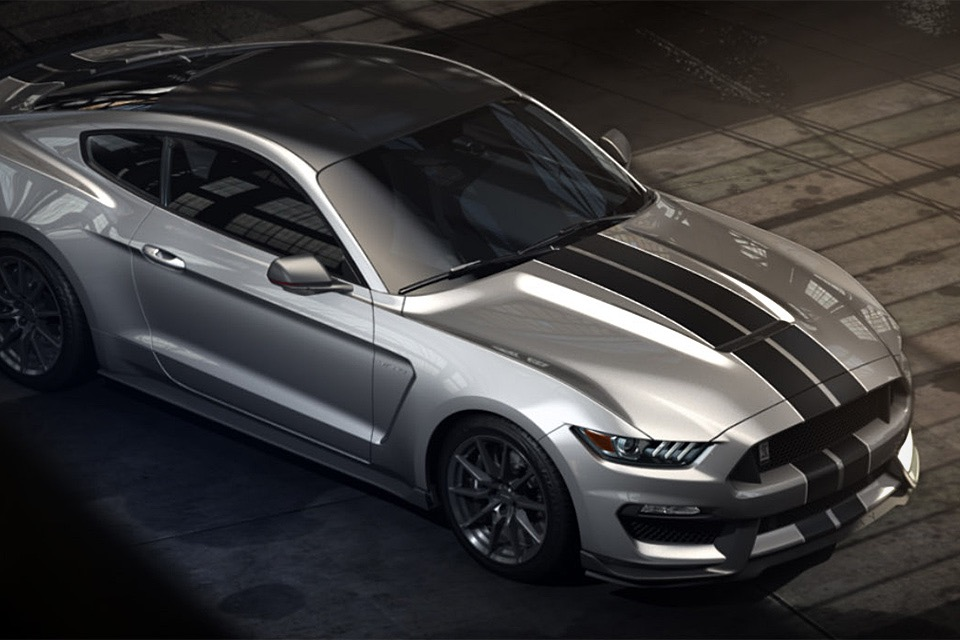 2015 Ford Shelby Gt350 #2