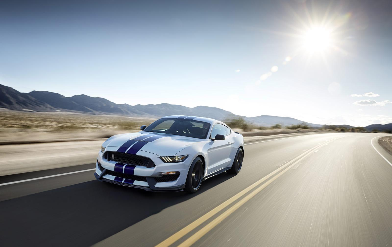 2015 Ford Shelby Gt350 #9