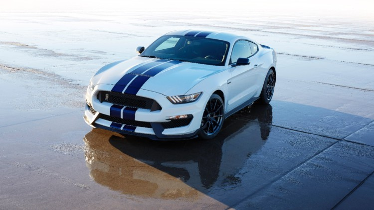 2015 Ford Shelby Gt350 #3