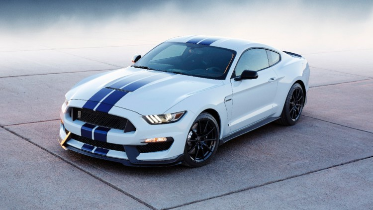 2015 Ford Shelby Gt350 #1