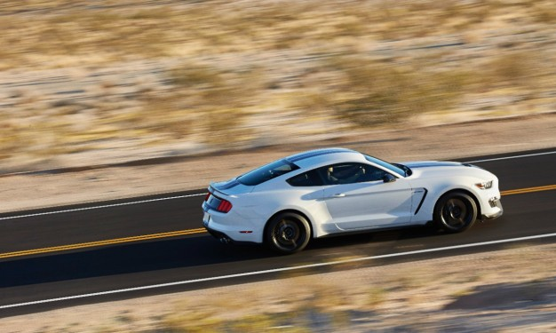 2015 Ford Shelby Gt350 #5