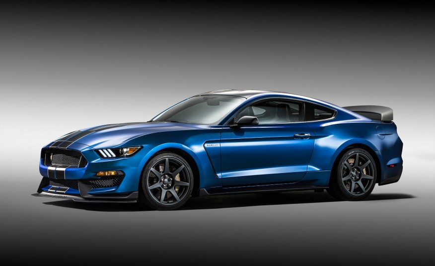 2015 Ford Shelby Gt350 #11