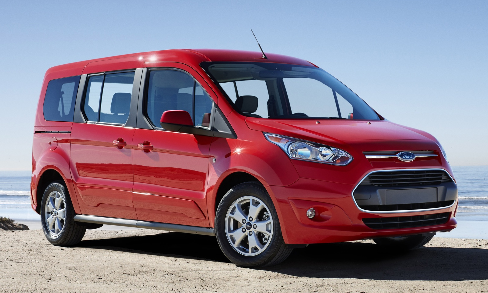 2015 Ford Transit Connect #17