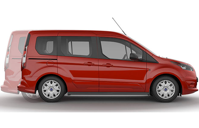 2015 Ford Transit Connect #19