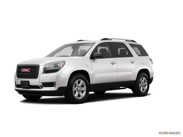 2015 gmc acadia photos informations articles. Black Bedroom Furniture Sets. Home Design Ideas