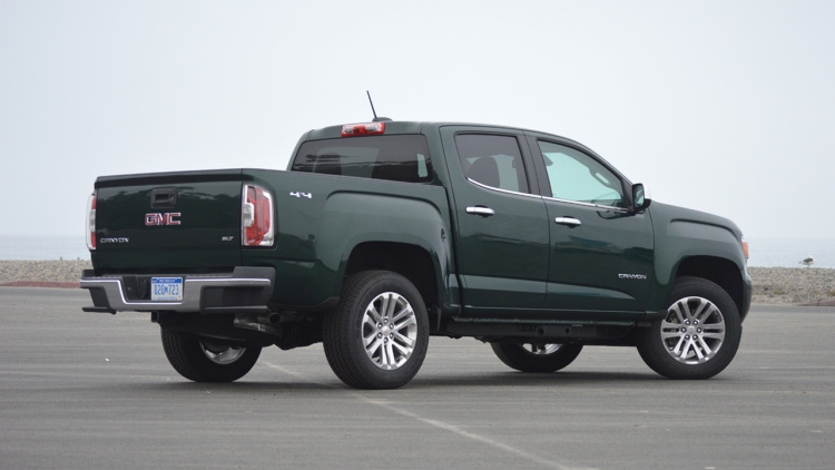 2015 GMC Canyon #21