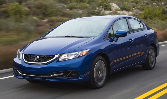 2015 Honda Civic #19