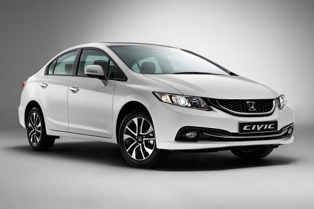2015 Honda Civic #21