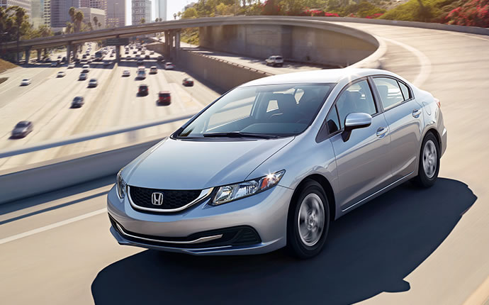 2015 Honda Civic #20
