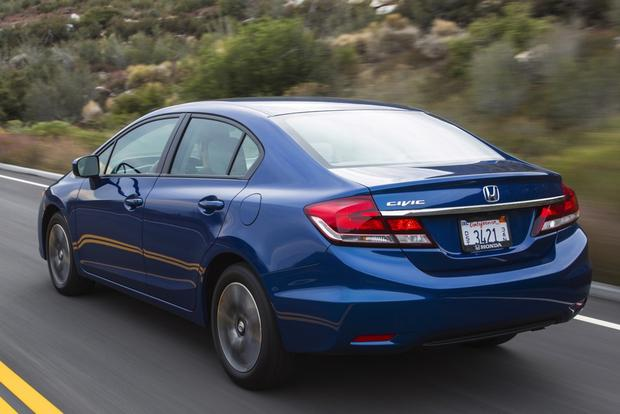 2015 Honda Civic #17