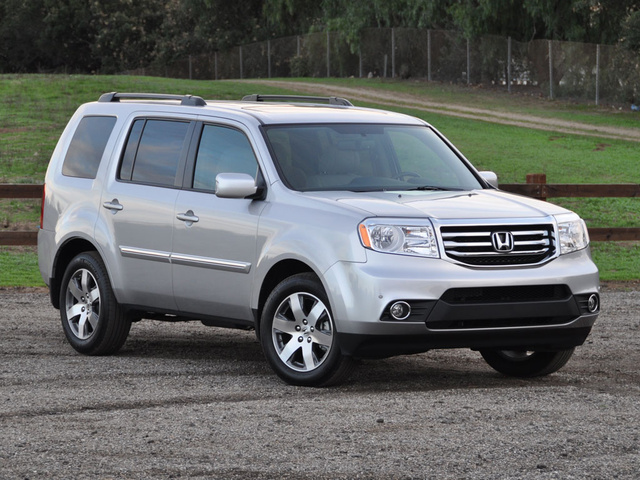 2015 honda pilot photos informations articles. Black Bedroom Furniture Sets. Home Design Ideas