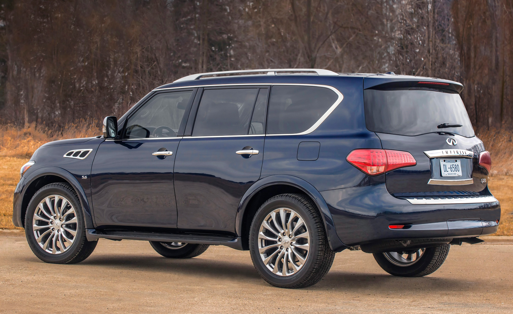 to with hybrid suv cars the infinity lineup adds its supercharged model infiniti