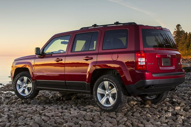 2015 Jeep Patriot #18