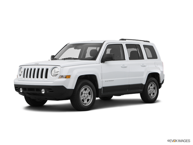 2015 Jeep Patriot #14