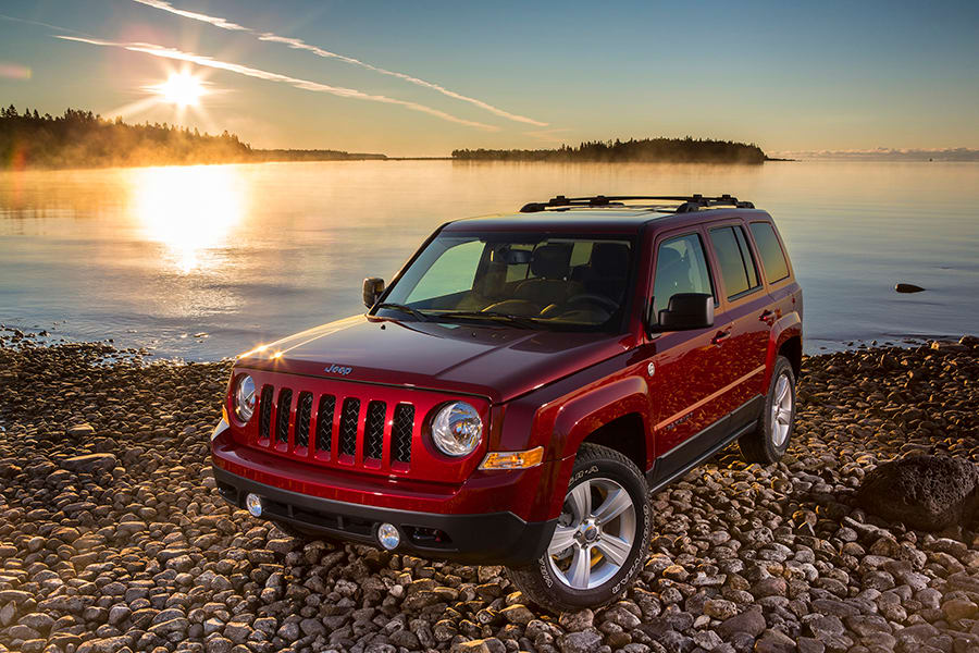 2015 Jeep Patriot #17