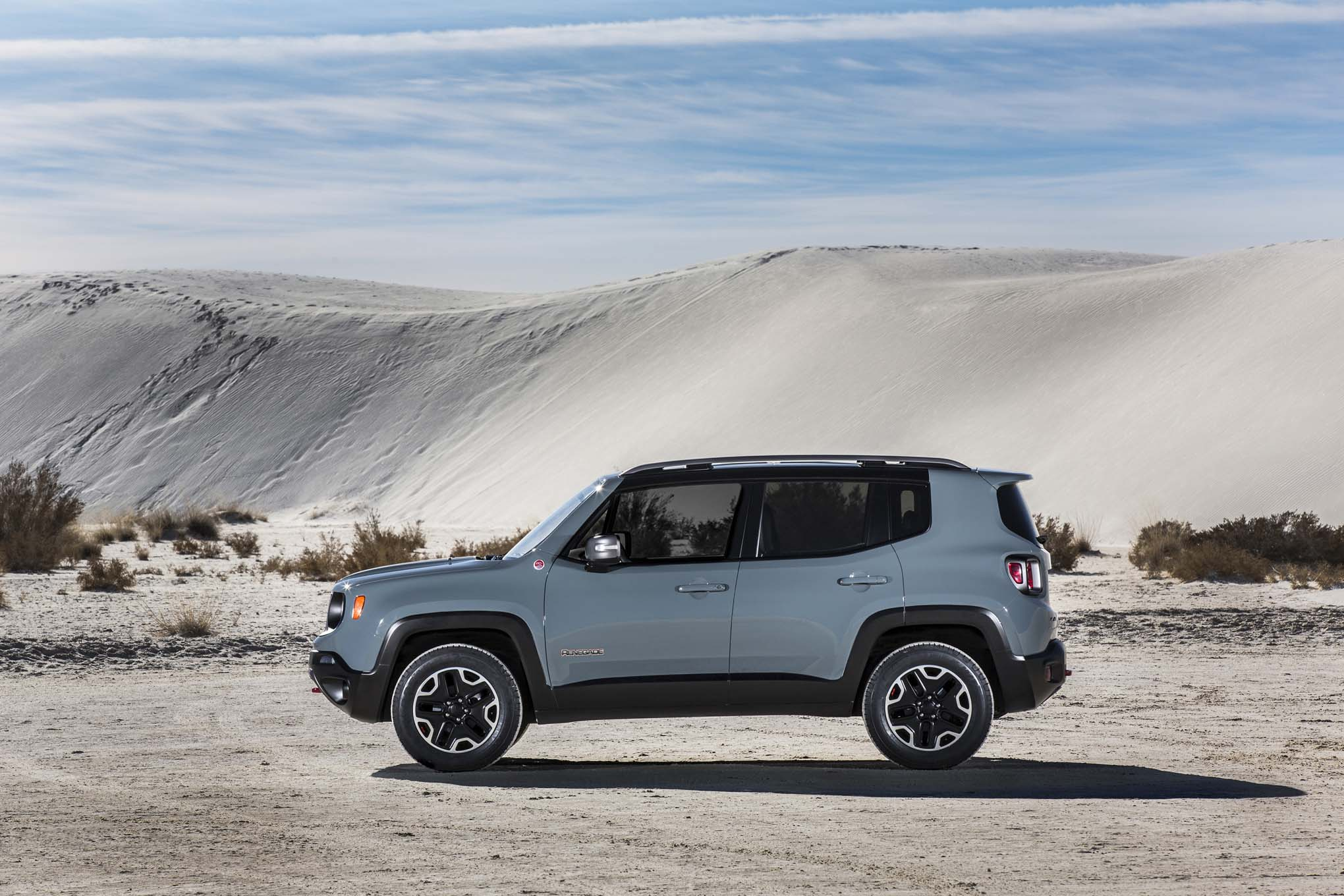 2015 Jeep Renegade #22