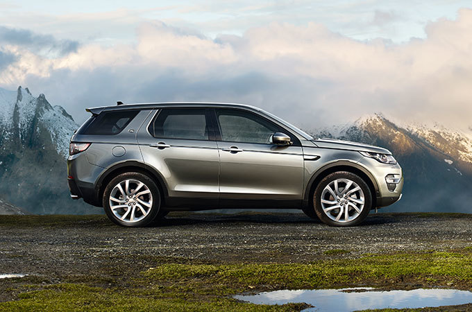 2015 Land Rover Discovery Sport #17