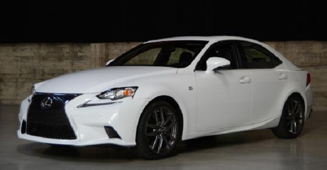 2015 Lexus Is 250 #25