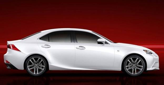 2015 Lexus Is 250 #24