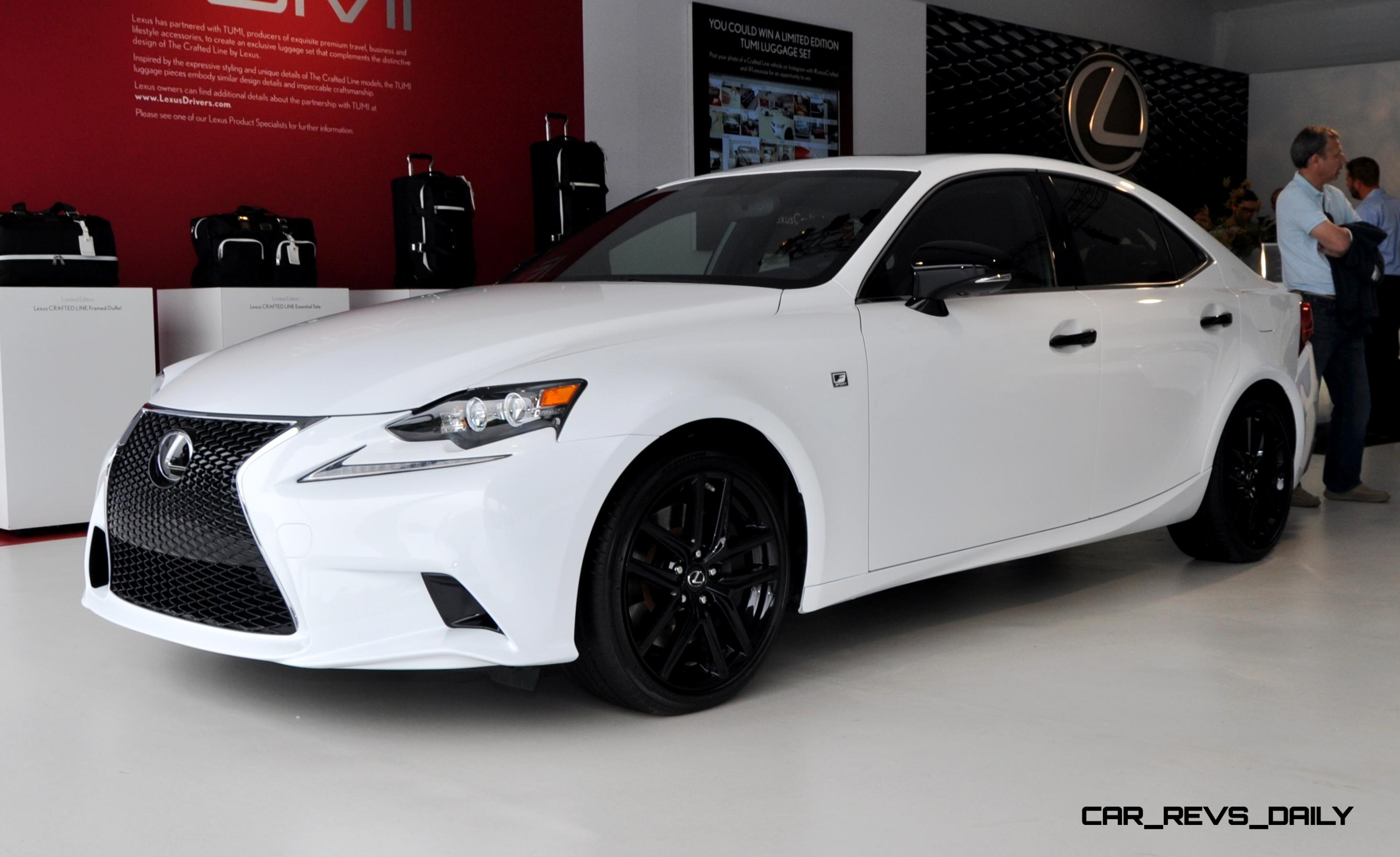 2015 Lexus Is 250 #23