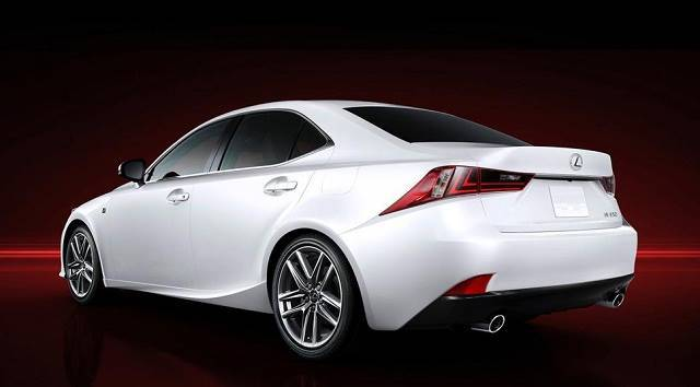 2015 Lexus Is 250 #26