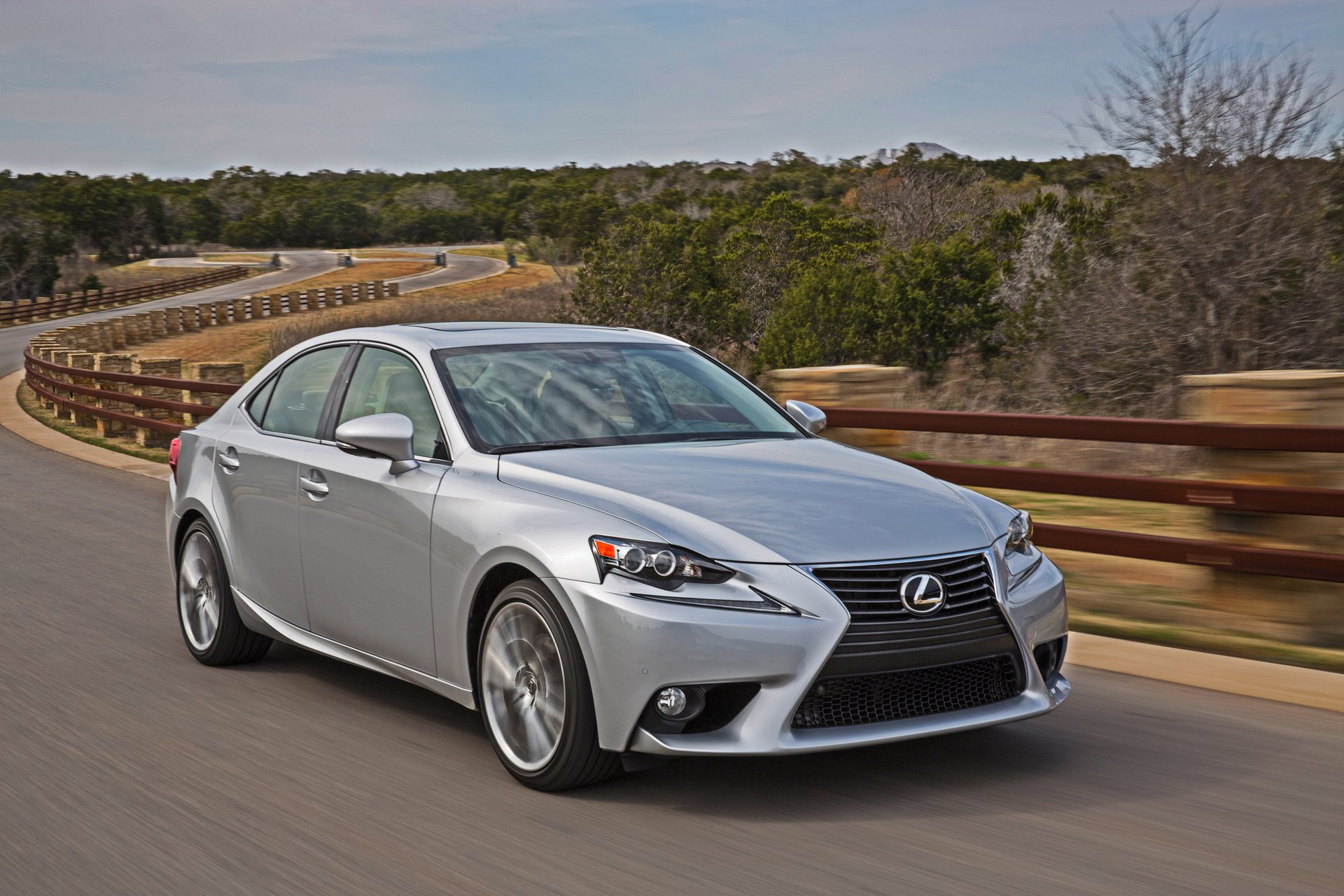 2015 Lexus Is 250 #22