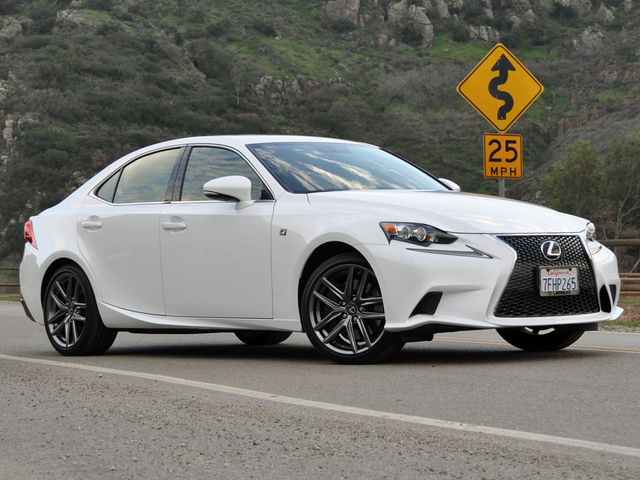 2015 Lexus Is 350 #15