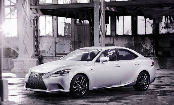 2015 Lexus Is 350 #19
