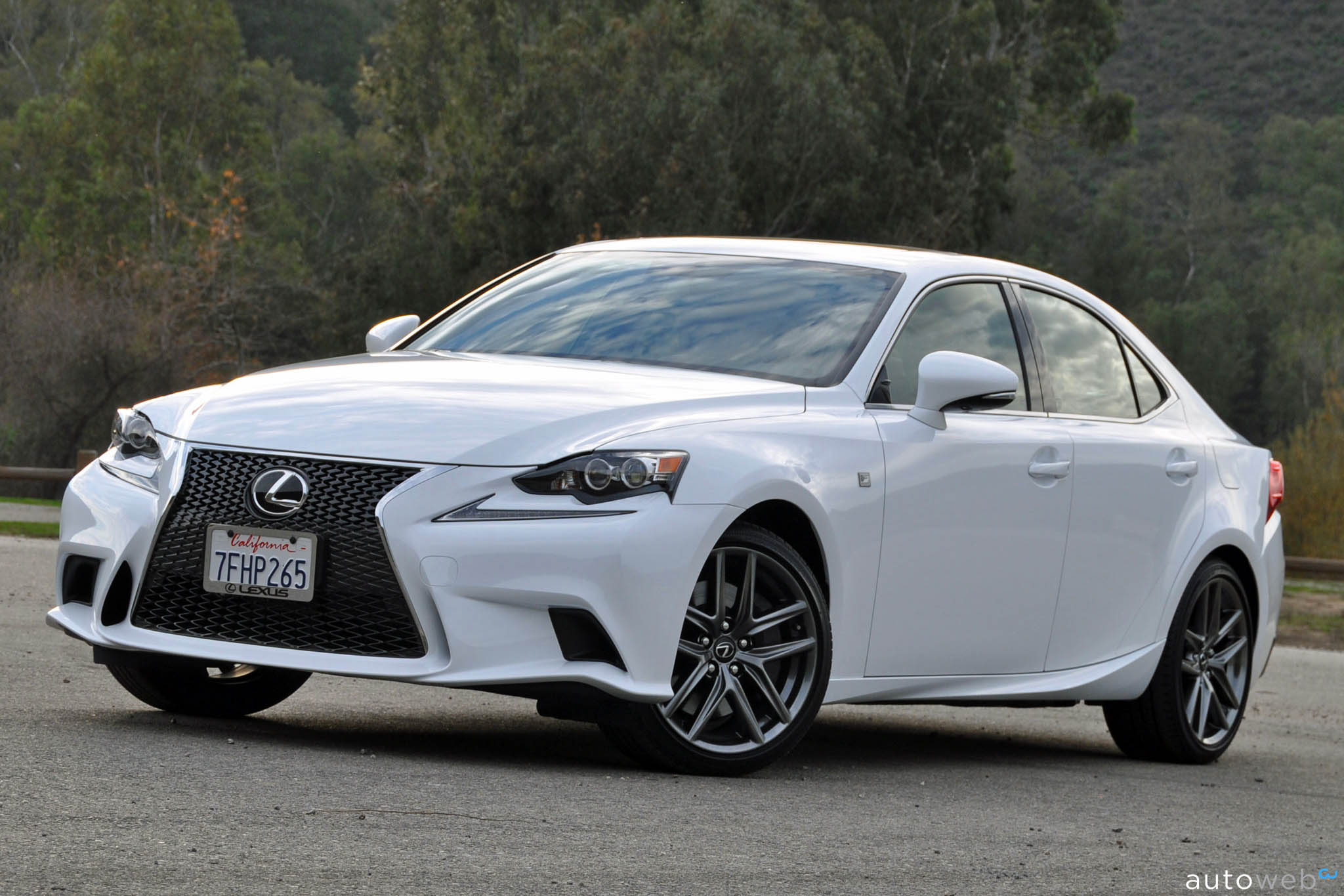 2015 Lexus Is 350 #17