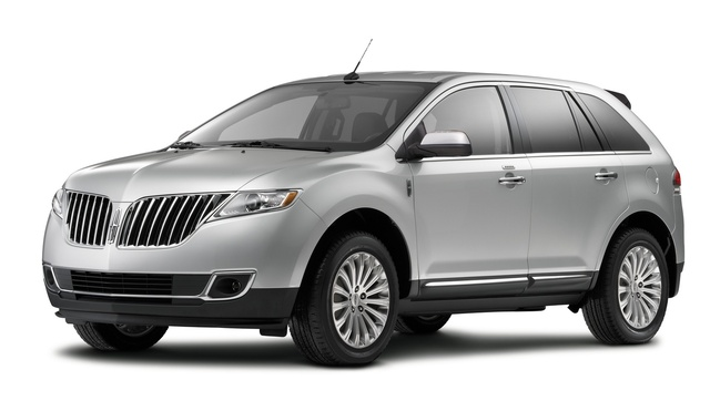 2015 Lincoln Mkx #12