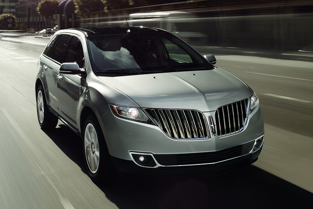 2015 Lincoln Mkx #15