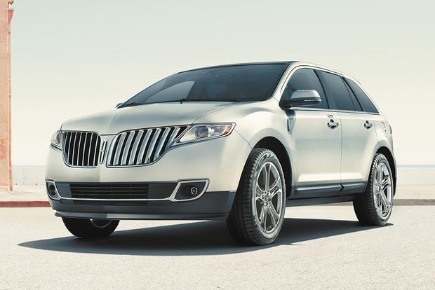 2015 Lincoln Mkx #13