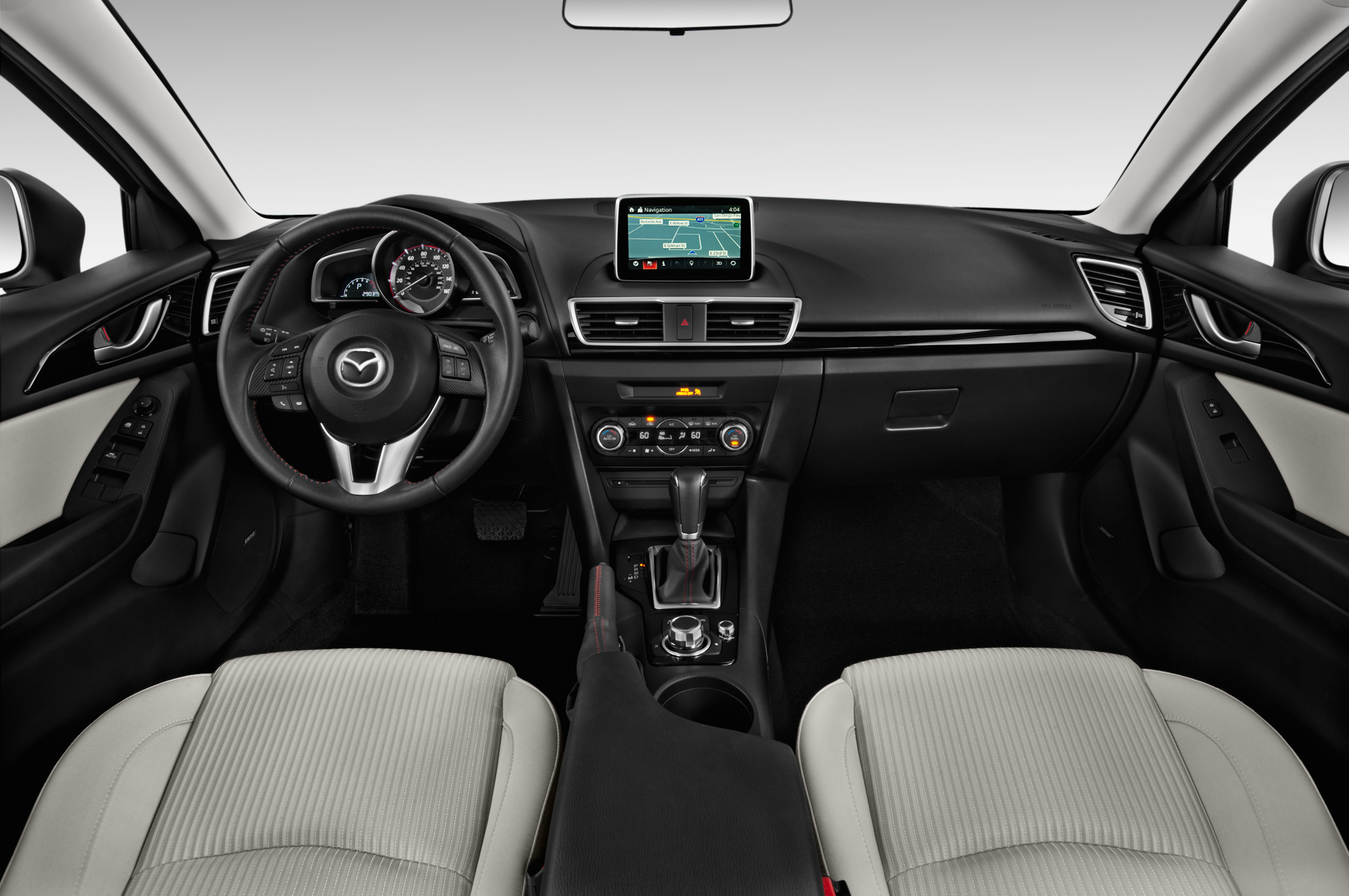 watch d mazda white youtube sport nav